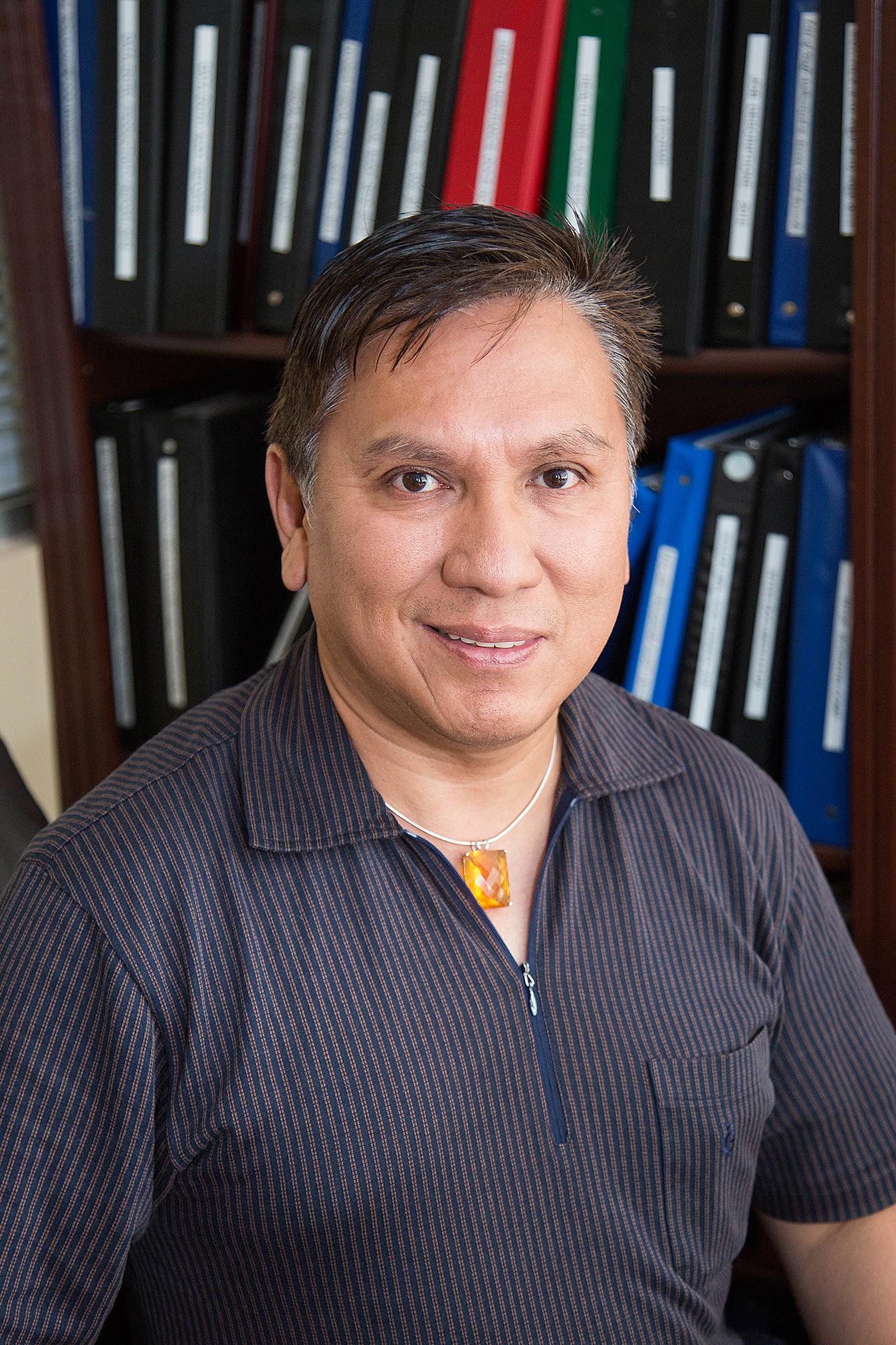 Alex L. Esteban, B.A
